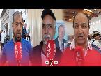 شاهد لاعبون سابقون يُعبرون عن سعادتهم في حفل تكريم محمد الوالجي