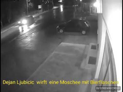 شاهد لاعبان أوروبيان يهاجمان مسجدًا في البوسنة