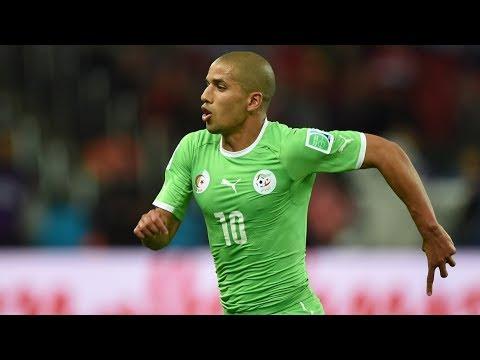 شاهد سفيان فغولي صانع أفراح المنتخب الجزائري