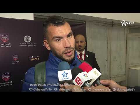 شاهد الشاكير يؤكد أن تأهل الرجاء إلى دور الثمانية للبطولة العربية تاريخي