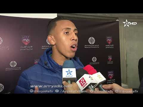 شاهد سفيان رحيمي يؤكد أن لاعبي الرجاء آمنوا بحظهم في الفوز لآخر رمق