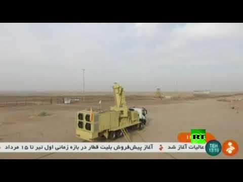 إيران تعرض منظومتها خرداد 15 للدفاع الجوي