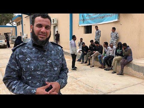 الهروب من ليبيا معاينة للجرح المفتوح