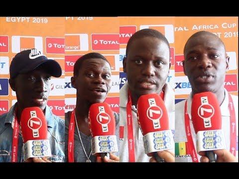 شاهد الصحافة السنغالية تُؤكّد ضرورة مراجعة المنتخب المغربي أوراقه