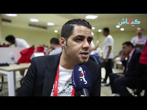 شاهد نوفل العواملة ينتقد بعض الإعلاميين المغاربة
