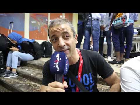 شاهد صحافيون جزائريون يتمنون دخول الخضر التاريخ من ملعب القاهرة