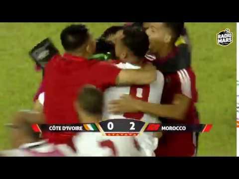 شاهد نهاية مرحلة هيرفي رونار مع المنتخب المغربي