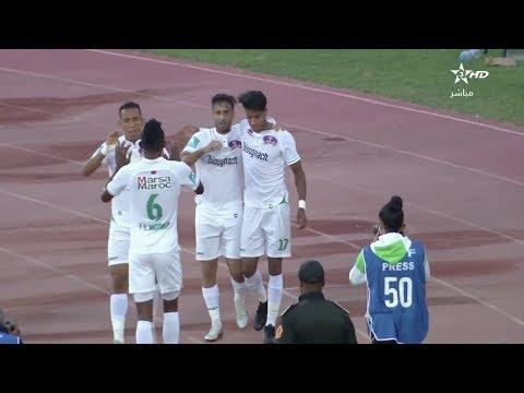 شاهد بث مباشر لمباراة الرجاء البيضاوي والنصر الليبي