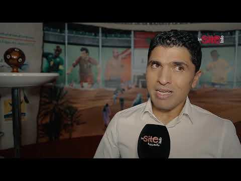 شاهد الليبي طارق التايب يكشف فريقه المُفضَّل في المغرب