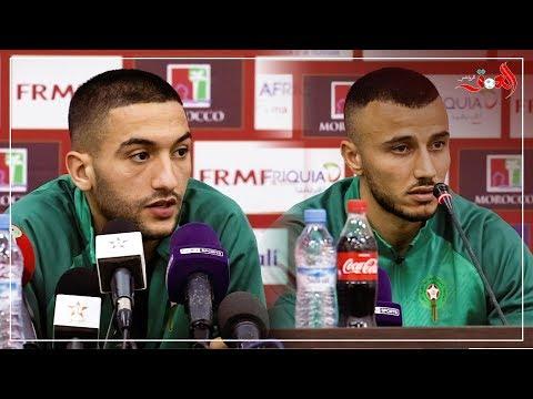 شاهد زياش يؤكّد أن مباراة موريتانيا فرصتهم لمصالحة الجمهور