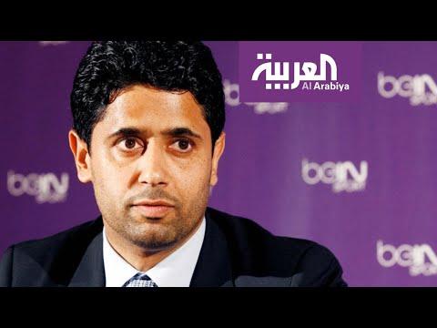 شاهد شبهات فساد رياضية تحوم حول رئيس وزراء قطر الجديد